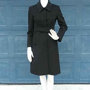 MODA International Ladies Wool Blend Coat